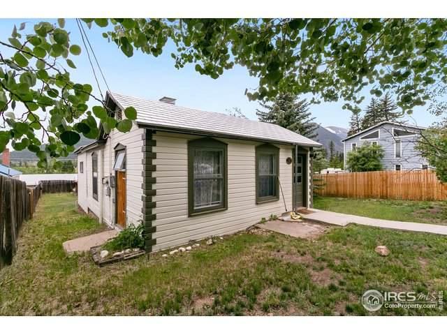 38 W Mountain Ave, Empire, CO 80438 (MLS #916713) :: 8z Real Estate