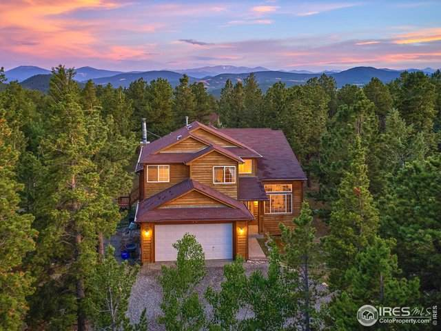 142 Cedar Way, Black Hawk, CO 80422 (#916726) :: Peak Properties Group