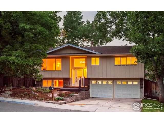 3415 Heidelberg Dr, Boulder, CO 80305 (MLS #916736) :: 8z Real Estate