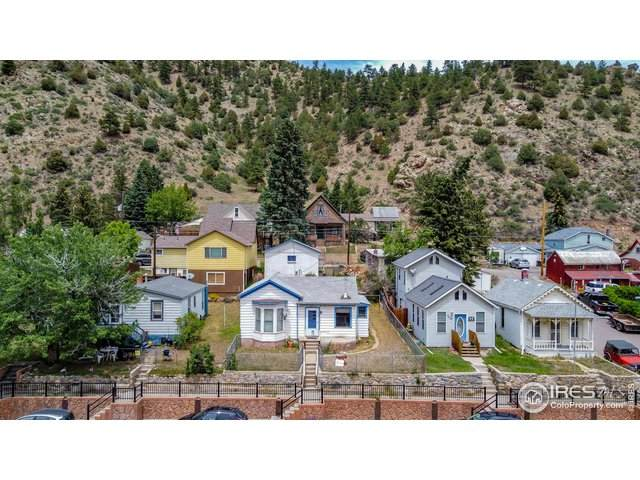 334 Colorado Blvd, Idaho Springs, CO 80452 (MLS #916738) :: 8z Real Estate