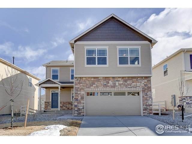 5496 Sandy Ridge Ave, Firestone, CO 80504 (MLS #916744) :: 8z Real Estate