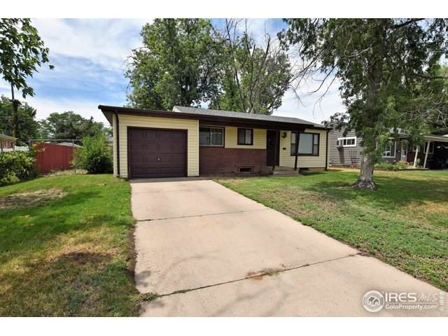 2535 12th Ave Ct, Greeley, CO 80631 (MLS #916753) :: Downtown Real Estate Partners