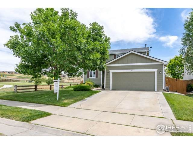 411 Bonanza Dr, Erie, CO 80516 (MLS #916774) :: Downtown Real Estate Partners