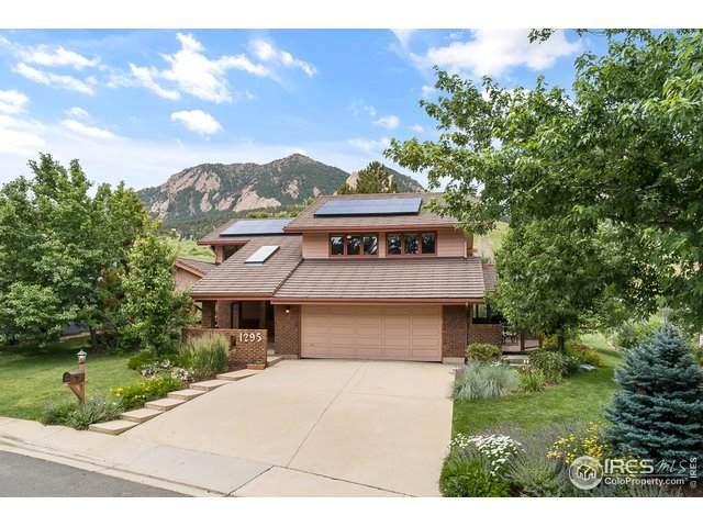 1295 Wildwood Rd, Boulder, CO 80305 (MLS #916775) :: Kittle Real Estate