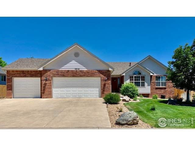 3018 55th Ave, Greeley, CO 80634 (MLS #916789) :: 8z Real Estate