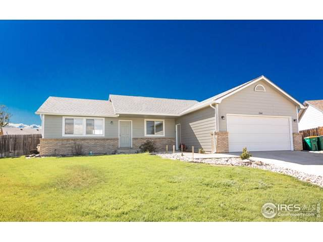 344 Red Bud Ct, Eaton, CO 80615 (MLS #916792) :: Tracy's Team
