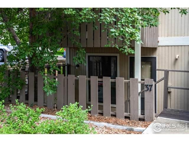 8060 Niwot Rd E 37, Niwot, CO 80503 (MLS #916806) :: 8z Real Estate