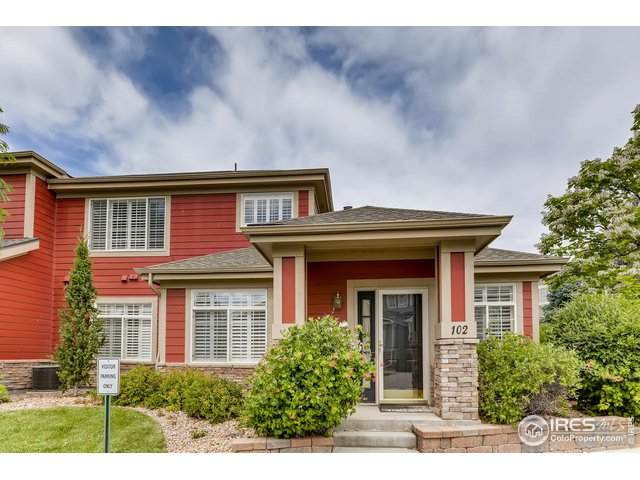 13803 Legend Way, Broomfield, CO 80023 (MLS #916807) :: 8z Real Estate