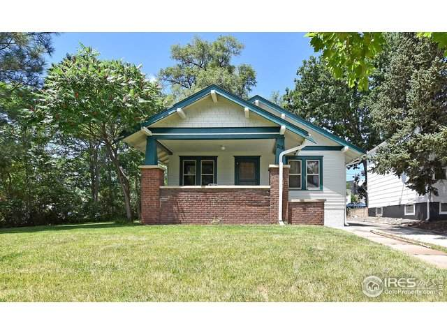 2131 9th Ave, Greeley, CO 80631 (MLS #916817) :: June's Team