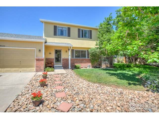 4523 Woodland Ct, Fort Collins, CO 80526 (MLS #916833) :: 8z Real Estate