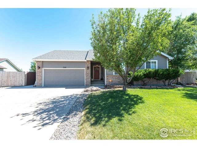 3581 Polk Cir, Wellington, CO 80549 (MLS #916835) :: Downtown Real Estate Partners