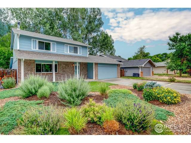2954 Adobe Dr, Fort Collins, CO 80525 (#916840) :: Kimberly Austin Properties