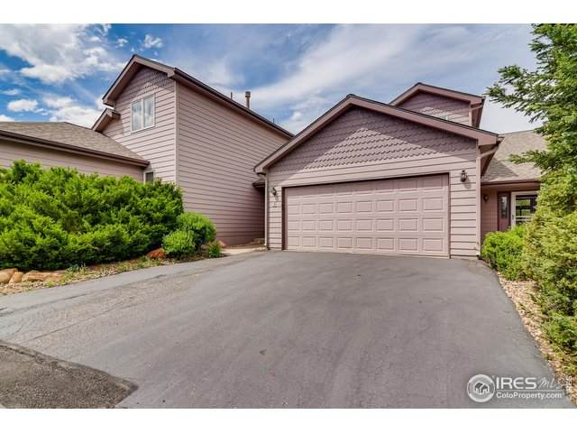 1437 Raven Cir H, Estes Park, CO 80517 (MLS #916841) :: Hub Real Estate
