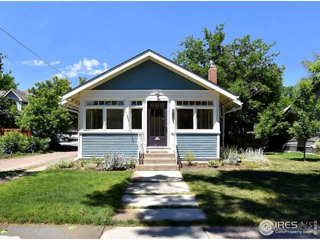416 E Plum St, Fort Collins, CO 80524 (MLS #916844) :: Hub Real Estate