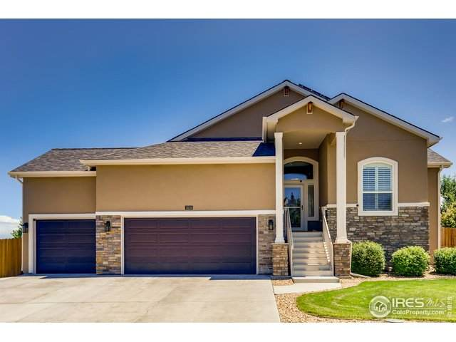 5519 Wetlands Dr, Frederick, CO 80504 (MLS #916852) :: 8z Real Estate