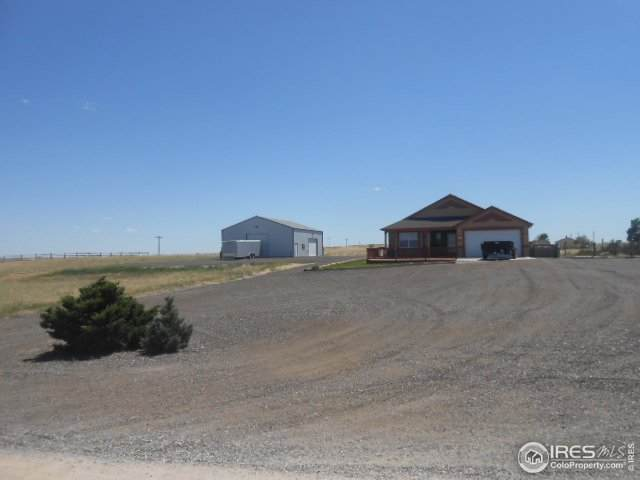 7966 Road P.3, Wiggins, CO 80654 (#916855) :: Peak Properties Group