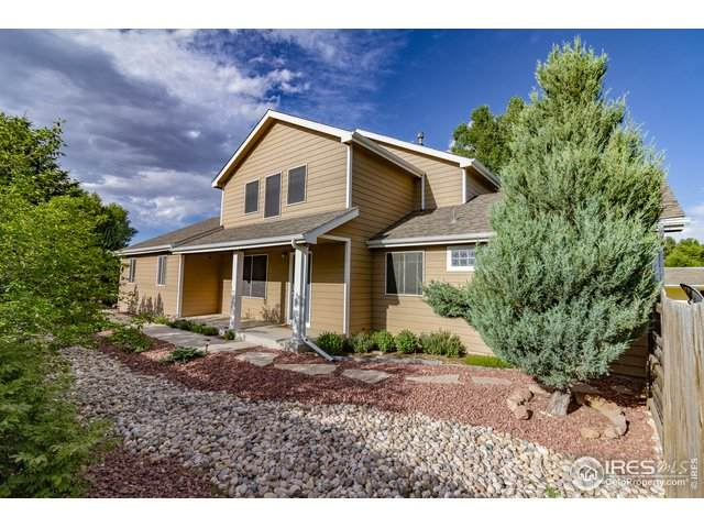 3055 Wells Fargo Dr, Fort Collins, CO 80521 (#916859) :: The Dixon Group