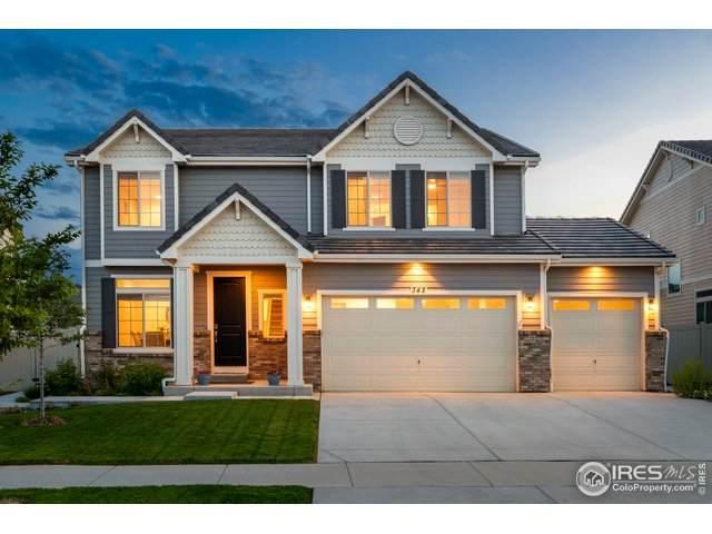 342 Poppy View Ln, Erie, CO 80516 (MLS #916861) :: 8z Real Estate
