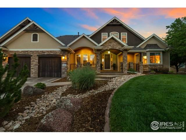 8302 Spinnaker Bay Dr, Windsor, CO 80528 (#916867) :: The Brokerage Group
