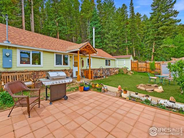 658 W 3rd St, Nederland, CO 80466 (#916877) :: Peak Properties Group