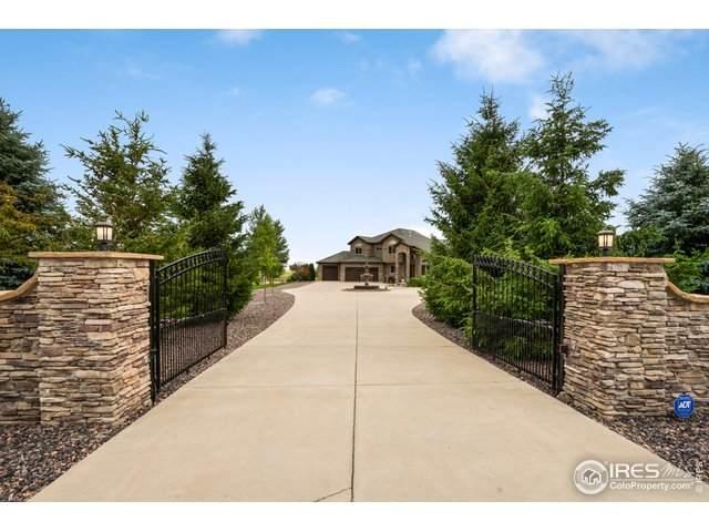 1327 Hilltop Cir, Windsor, CO 80550 (MLS #916885) :: 8z Real Estate