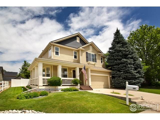 5009 Mount Osage St, Frederick, CO 80504 (MLS #916886) :: Colorado Home Finder Realty