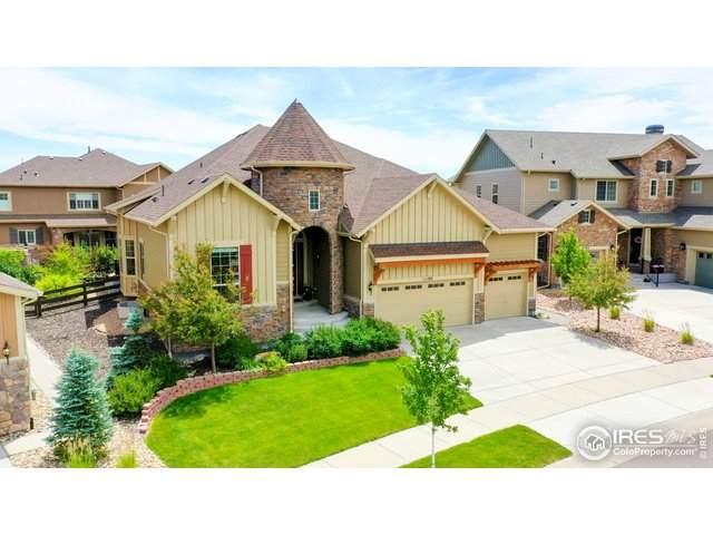 11582 Boundstone Ln, Parker, CO 80138 (MLS #916900) :: 8z Real Estate