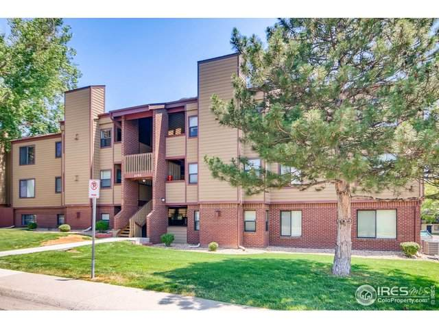 8760 Corona Dr #303, Denver, CO 80229 (#916905) :: Re/Max Structure