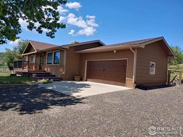 7239 W County Road 24, Loveland, CO 80538 (MLS #916906) :: 8z Real Estate