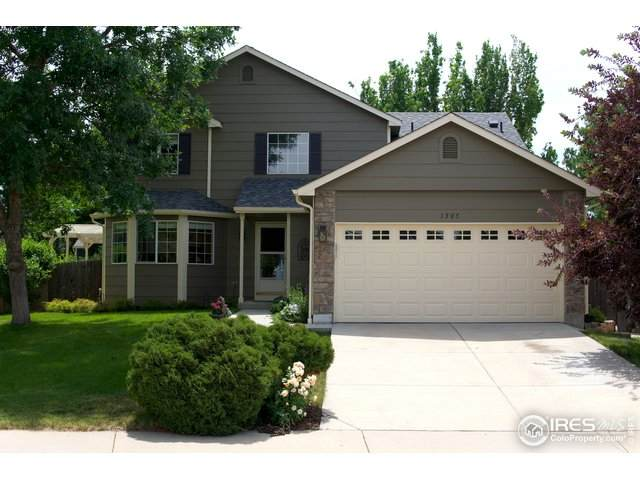1505 Redtail Ct, Longmont, CO 80504 (MLS #916910) :: Colorado Home Finder Realty