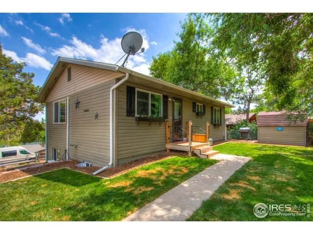 139 Ewald Ave, Lyons, CO 80540 (#916914) :: Re/Max Structure