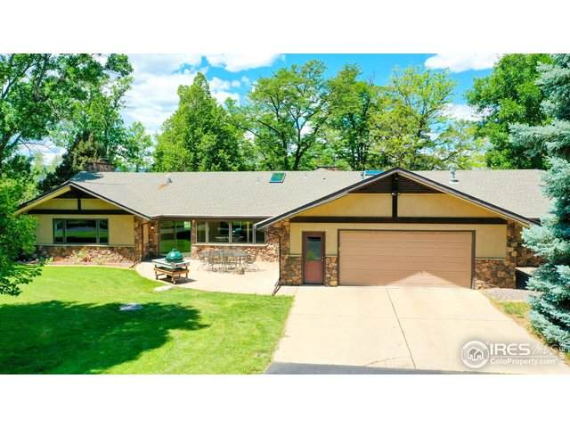 2516 Terry Lake Rd, Fort Collins, CO 80524 (MLS #916916) :: RE/MAX Alliance