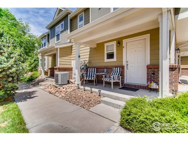 11947 Riverstone Cir A, Commerce City, CO 80640 (#916918) :: milehimodern