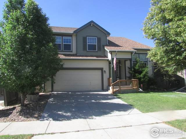 1945 Prairie Hill Dr, Fort Collins, CO 80528 (#916926) :: Peak Properties Group