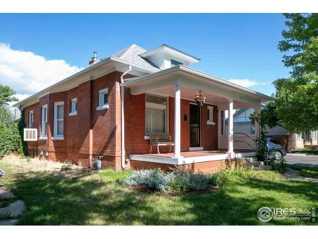 57 S Emerson St, Denver, CO 80209 (MLS #916929) :: 8z Real Estate