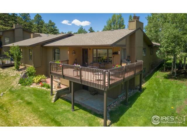 1210 Fairway Club Cir #1, Estes Park, CO 80517 (MLS #916939) :: Hub Real Estate
