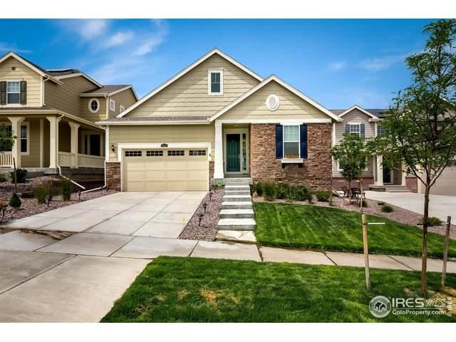 19231 W 84th Ave, Arvada, CO 80007 (MLS #916952) :: 8z Real Estate