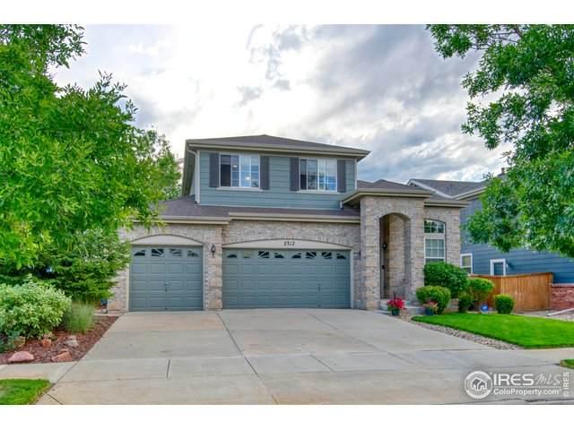 2312 Alpine Dr, Erie, CO 80516 (MLS #916953) :: 8z Real Estate