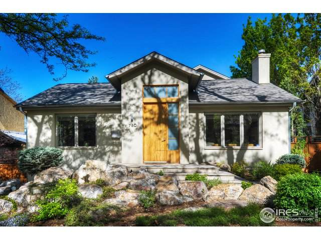 780 Grant Pl, Boulder, CO 80302 (MLS #916964) :: Jenn Porter Group