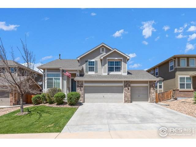 2701 White Wing Rd, Johnstown, CO 80534 (#916968) :: The Brokerage Group