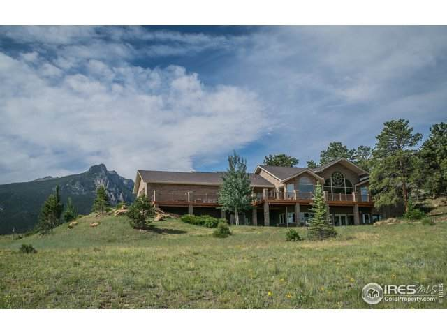 2900 Grey Fox Dr, Estes Park, CO 80517 (#916974) :: Kimberly Austin Properties