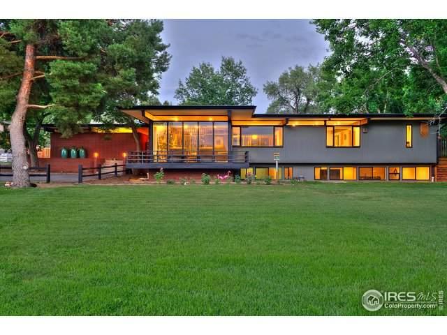 260 Ridge Rd, Boulder, CO 80303 (MLS #916986) :: Kittle Real Estate