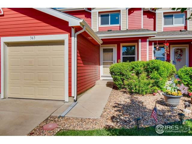 363 Montgomery Dr, Erie, CO 80516 (#916993) :: West + Main Homes