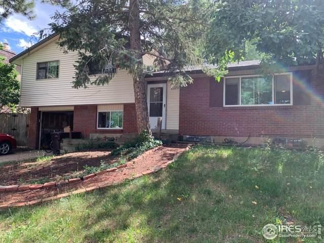 855 Orman Dr, Boulder, CO 80303 (#916995) :: Kimberly Austin Properties