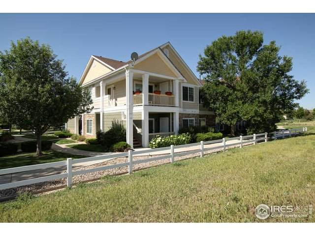 4645 Hahns Peak Dr #103, Loveland, CO 80538 (MLS #916996) :: Downtown Real Estate Partners