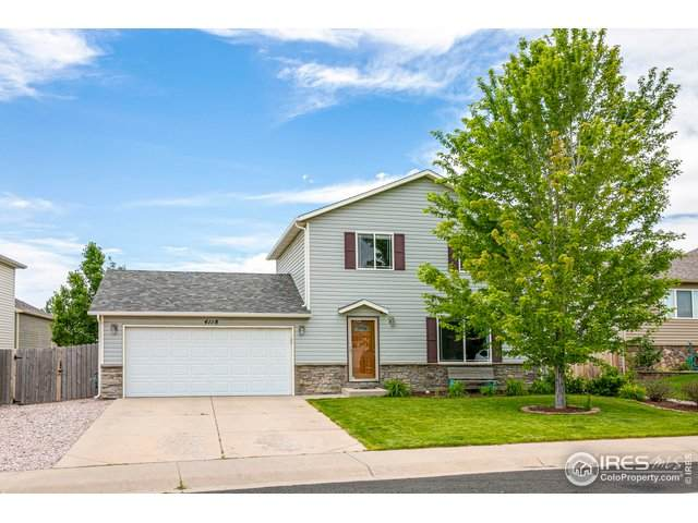 4118 W 30th St Rd, Greeley, CO 80634 (MLS #916997) :: 8z Real Estate