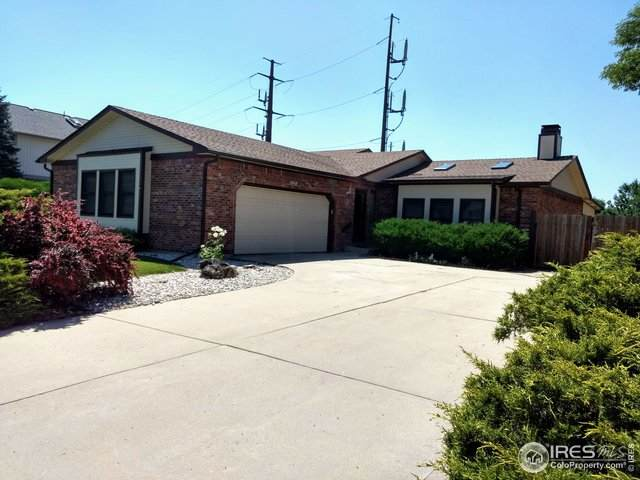 2649 Beech Cir, Longmont, CO 80503 (MLS #916998) :: 8z Real Estate