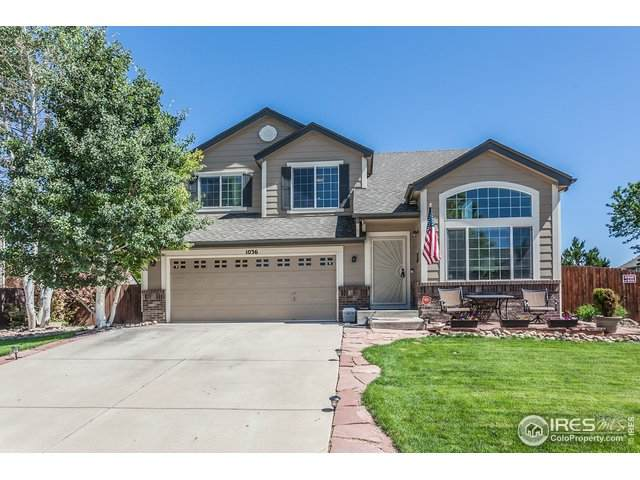 1036 Morning Dove Dr, Longmont, CO 80504 (MLS #917002) :: Colorado Home Finder Realty