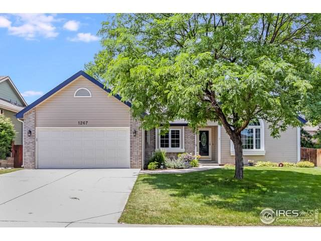 1267 51st Ave, Greeley, CO 80634 (MLS #917004) :: 8z Real Estate