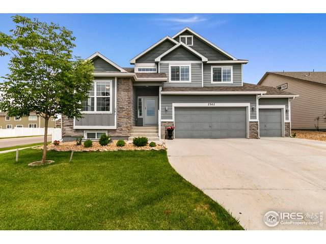 2302 77th Ave, Greeley, CO 80634 (MLS #917027) :: 8z Real Estate